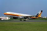 伊丹空港 - Osaka International Airport [ITM/RJOO]で撮影された日本エアシステム - Japan Air System [JD/JAS]の航空機写真