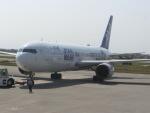 ヒロリンさんが、那覇空港で撮影した全日空 767-381/ERの航空フォト(写真)