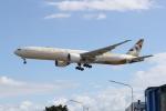 JA1118Dさんが、ニノイ・アキノ国際空港で撮影したエティハド航空 777-3FX/ERの航空フォト(写真)