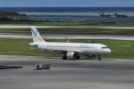 kumagorouさんが、那覇空港で撮影したバニラエア A320-211の航空フォト(飛行機 写真・画像)