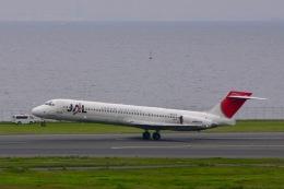 starlightさんが、羽田空港で撮影した日本航空 MD-87 (DC-9-87)の航空フォト(飛行機 写真・画像)