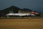 FRTさんが、松山空港で撮影したアイベックスエアラインズ CL-600-2C10 Regional Jet CRJ-702ERの航空フォト(飛行機 写真・画像)