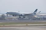 JA1118Dさんが、ニノイ・アキノ国際空港で撮影したキャセイパシフィック航空 A350-1041の航空フォト(写真)