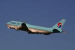 starlightさんが、羽田空港で撮影した大韓航空 747-4B5の航空フォト(写真)