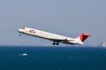 starlightさんが、羽田空港で撮影した日本航空 MD-87 (DC-9-87)の航空フォト(写真)