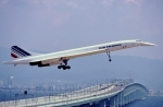 kiheiさんが、関西国際空港で撮影したエールフランス航空 Concorde 101の航空フォト(写真)
