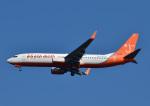 じーく。さんが、成田国際空港で撮影したチェジュ航空 737-8BKの航空フォト(写真)