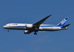 じーく。さんが、成田国際空港で撮影した全日空 787-9の航空フォト(飛行機 写真・画像)