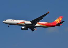 じーく。さんが、成田国際空港で撮影した香港航空 A330-343Xの航空フォト(写真)