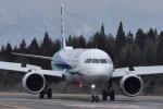 falconさんが、秋田空港で撮影した全日空 A321-272Nの航空フォト(写真)