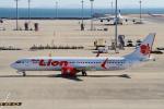 yabyanさんが、中部国際空港で撮影したタイ・ライオン・エア 737-9-MAXの航空フォト(飛行機 写真・画像)