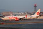 sg-driverさんが、福岡空港で撮影したタイ・ライオン・エア 737-9-MAXの航空フォト(写真)