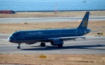 ハピネスさんが、関西国際空港で撮影したベトナム航空 A321-231の航空フォト(飛行機 写真・画像)