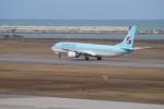kij niigataさんが、新潟空港で撮影した大韓航空 737-9B5の航空フォト(写真)