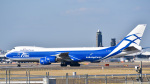 パンダさんが、成田国際空港で撮影したエアブリッジ・カーゴ・エアラインズ 747-8Fの航空フォト(飛行機 写真・画像)