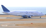 RINA-281さんが、中部国際空港で撮影したボーイング 747-409(LCF) Dreamlifterの航空フォト(写真)