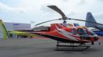 westtowerさんが、シンガポール・チャンギ国際空港で撮影したエアバス・ヘリコプターズ AS350B3 Ecureuilの航空フォト(写真)