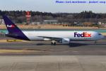 いおりさんが、成田国際空港で撮影したフェデックス・エクスプレス 767-3S2F/ERの航空フォト(写真)