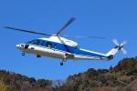 takaRJNSさんが、静岡ヘリポートで撮影したファーストエアートランスポート S-76C++の航空フォト(写真)