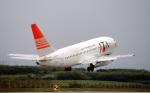 LEVEL789さんが、石垣空港で撮影した日本トランスオーシャン航空 737-2Q3/Advの航空フォト(写真)