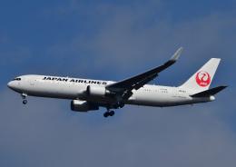 じーく。さんが、成田国際空港で撮影した日本航空 767-346/ERの航空フォト(写真)