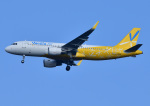 じーく。さんが、成田国際空港で撮影したバニラエア A320-214の航空フォト(写真)
