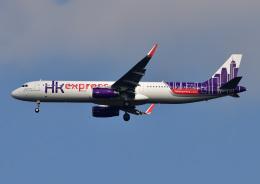 じーく。さんが、成田国際空港で撮影した香港エクスプレス A321-231の航空フォト(写真)