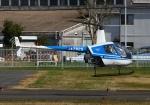 LOTUSさんが、八尾空港で撮影した日本個人所有 R22 Betaの航空フォト(写真)