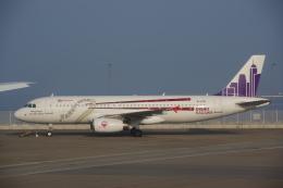 JA8037さんが、香港国際空港で撮影した香港エクスプレス A320-232の航空フォト(飛行機 写真・画像)