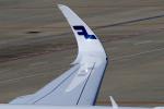 blowgunさんが、中部国際空港で撮影したフィンエアー A350-941XWBの航空フォト(写真)