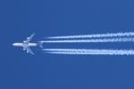 レガシィさんが、宇都宮市上空で撮影したUPS航空 747-8Fの航空フォト(写真)