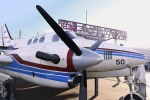enough60さんが、宮崎空港で撮影した航空大学校 C90A King Airの航空フォト(写真)