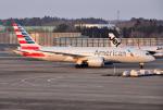 mojioさんが、成田国際空港で撮影したアメリカン航空 787-8 Dreamlinerの航空フォト(飛行機 写真・画像)