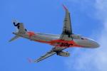 wish-blueさんが、高知空港で撮影したジェットスター・ジャパン A320-232の航空フォト(写真)