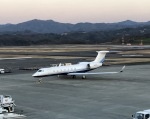 Smyth Newmanさんが、高松空港で撮影したメトロジェット G-V-SP Gulfstream G550の航空フォト(写真)