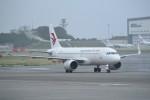 kumagorouさんが、那覇空港で撮影した中国東方航空 A320-251Nの航空フォト(飛行機 写真・画像)