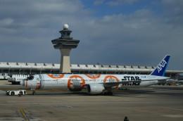 JMBResonaさんが、ワシントン・ダレス国際空港で撮影した全日空 777-381/ERの航空フォト(飛行機 写真・画像)