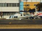 otromarkさんが、八尾空港で撮影したノエビア AW109SP GrandNewの航空フォト(写真)