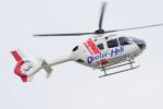 JA8501さんが、ホンダエアポートで撮影したユーロコプタージャパン EC135P2+の航空フォト(飛行機 写真・画像)