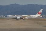 きんめいさんが、関西国際空港で撮影した日本航空 787-8 Dreamlinerの航空フォト(写真)