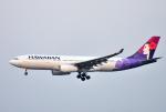 mojioさんが、成田国際空港で撮影したハワイアン航空 A330-243の航空フォト(飛行機 写真・画像)