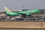 SIさんが、名古屋飛行場で撮影したフジドリームエアラインズ ERJ-170-100 SU (ERJ-170SU)の航空フォト(写真)