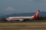 なぞたびさんが、静岡空港で撮影した中国聯合航空 737-89Pの航空フォト(写真)