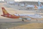 FLYING  HONU好きさんが、関西国際空港で撮影した香港航空 A320-214の航空フォト(写真)