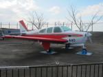 flyflygoさんが、成田国際空港で撮影した航空大学校 E33 Bonanzaの航空フォト(写真)
