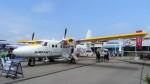 westtowerさんが、シンガポール・チャンギ国際空港で撮影したエアファスト インドネシア DHC-6 Twin Otterの航空フォト(写真)