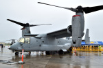 kon chanさんが、普天間飛行場で撮影したアメリカ海兵隊 MV-22Bの航空フォト(写真)