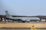 ハム太郎。さんが、横田基地で撮影したアメリカ空軍 KC-135R Stratotanker (717-148)の航空フォト(写真)