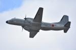 Izumixさんが、小松空港で撮影した航空自衛隊 YS-11A-402EAの航空フォト(写真)