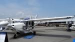 westtowerさんが、シンガポール・チャンギ国際空港で撮影したホーカー・パシフィック GA8 Airvanの航空フォト(写真)